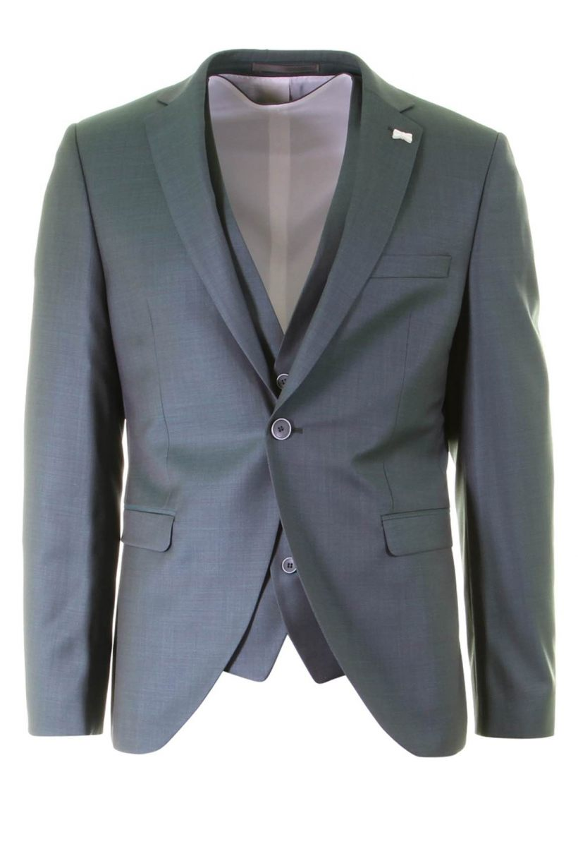 Immediate fashion Kostuum 3-delig Forte-3 18200 Groen