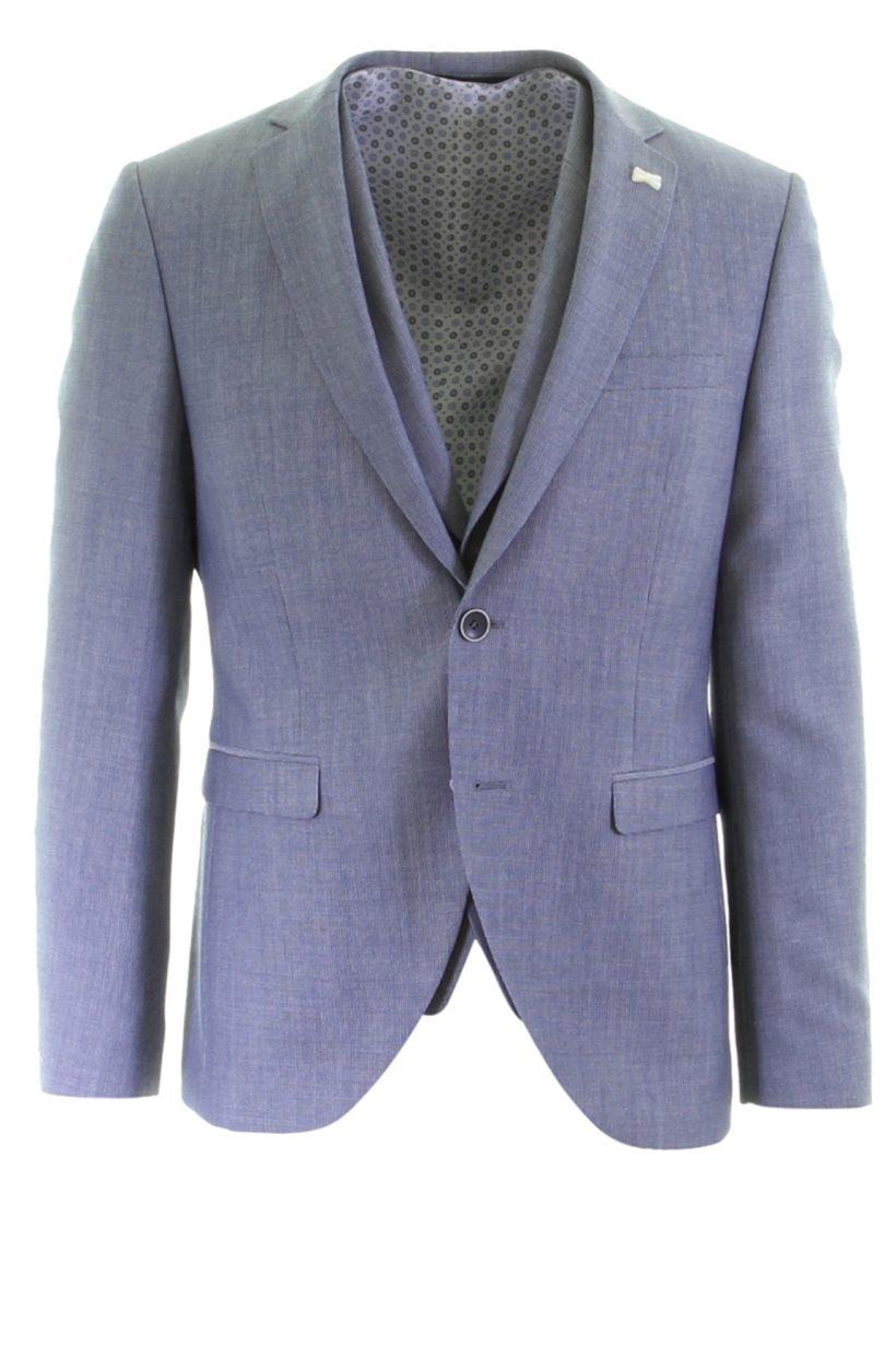 Immediate fashion Kostuum 3-delig 361-75128a-52 Blauw