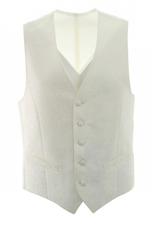 Digel Gilet Confectie 10069031640031 Wit