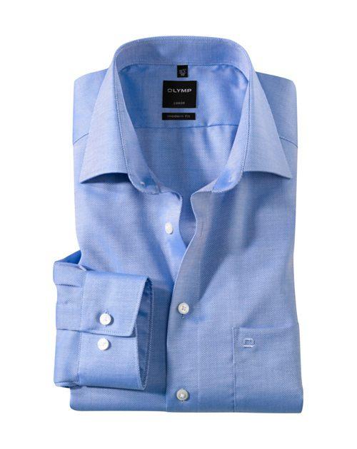Olymp Overhemd 039064 Bruin