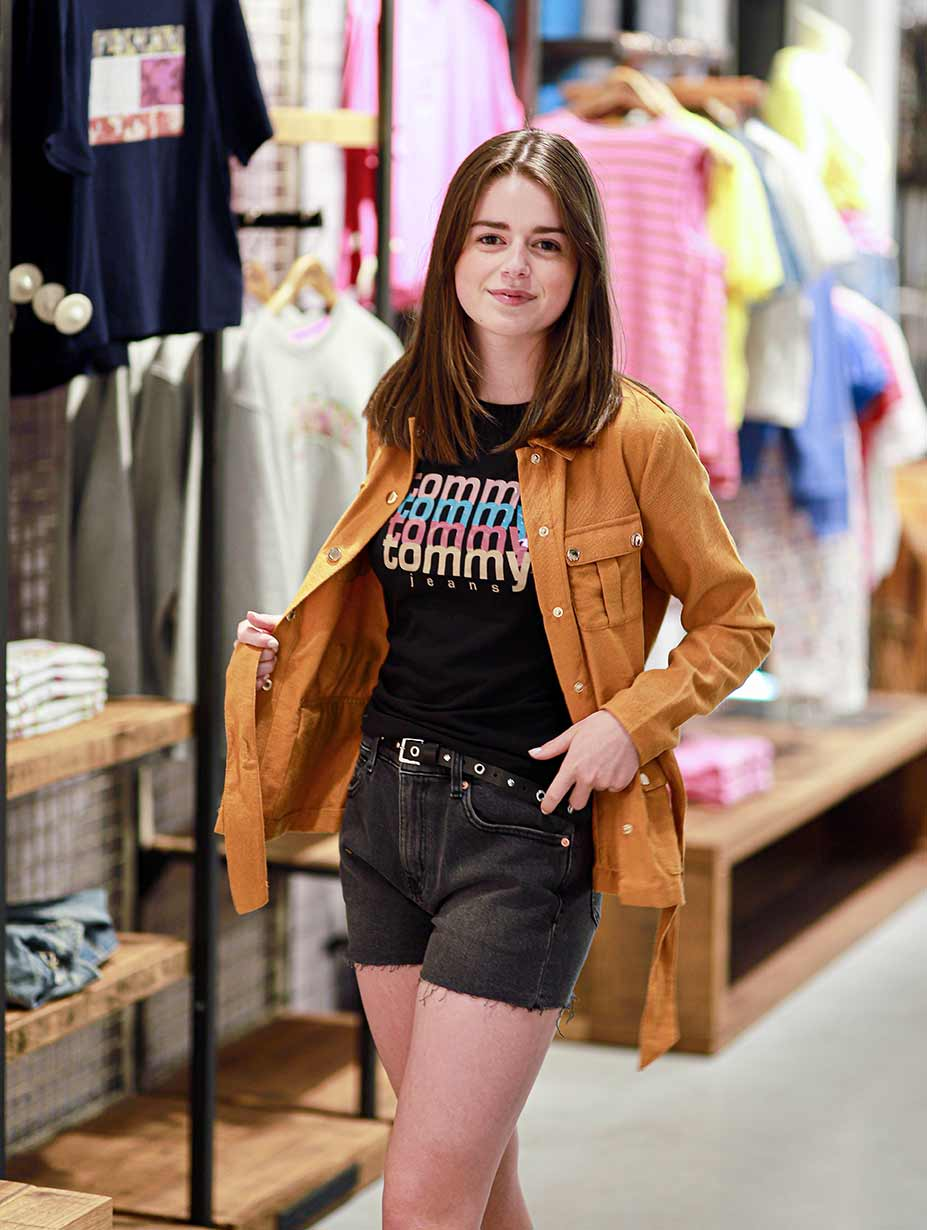 Tommy jeans look 2