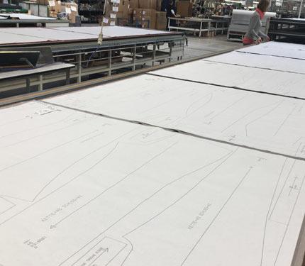 Bezoek M.E.N.S fabriek