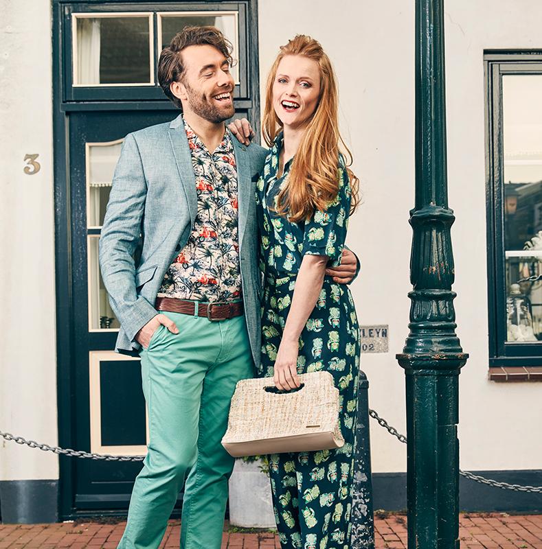 Mooiste dag van je leven event bij Zwijnenburg Mode