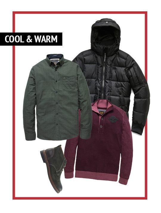 Heren Cool & Warm
