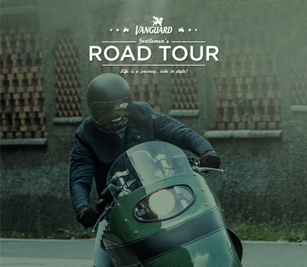Vanguard road tour