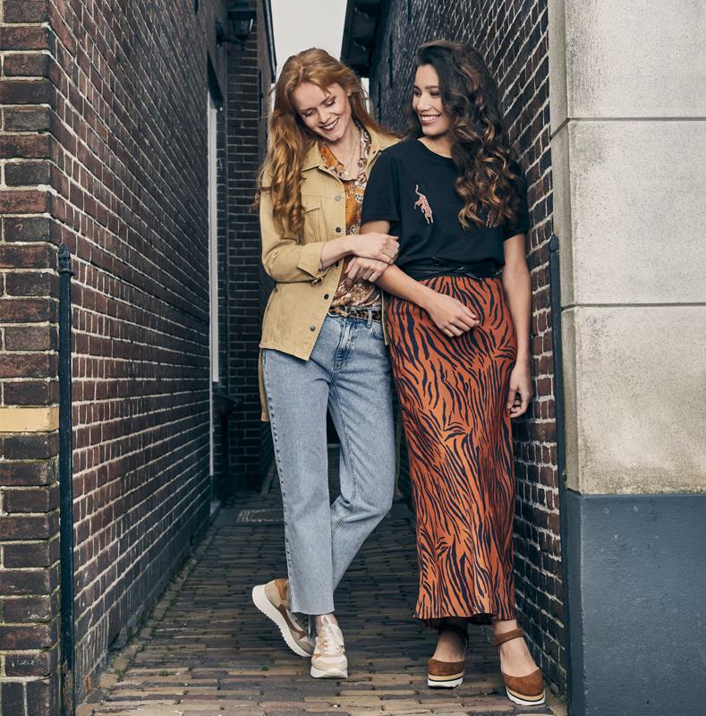 Vriendinnenweek bij Zwijnenburg Mode