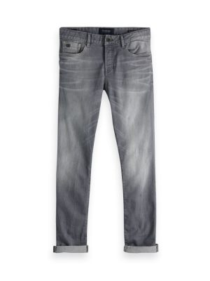 Scotch & Soda 5 Pocket Katoen  125358