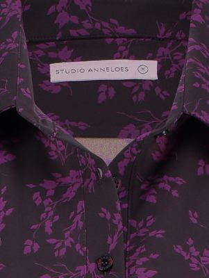 Studio Anneloes Blouse l.mouw  03812 poppy small tw 2